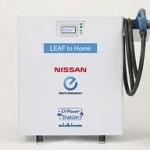 LEAF to Home の設置の場所と騒音について EVパワーステーションの寿命に影響