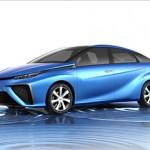 トヨタ水素自動車に300万円補助金決定!燃料代はLeafと比較してお得?